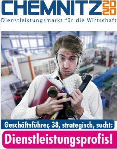 Dienstleistungsmarkt für die Wirtschaft – Chemnitz 2020