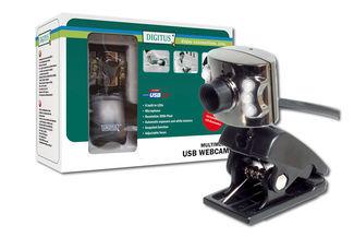 DIGITUS® USB Webcam DA-70811-1