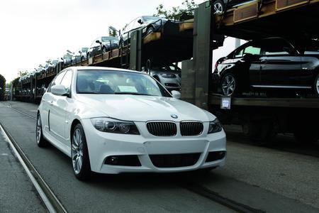 Produktion des 750.000sten BMW 3er der aktuellen Generation