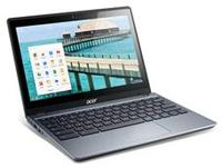 Acer C720P: Erstes Chromebook mit 11,6 Zoll Multitouch-Display