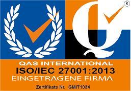 ISO 27001 Zertifizierung für die Specific-Group