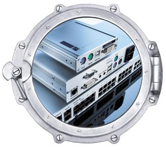 KVM for ships, harbours and offshore
