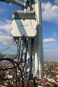 Hytera LTE Basisstation