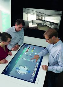 SMM 2014 Schiffskabinen virtuell am Computer gestalten