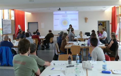 Klimaschutzkonferenz in Kirchanschöring / Green City Energy