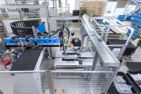 Perfekte Abstimmung von Maschine, Material und Prozessautomation für eine optimale Bauteilqualität / Copyright © Sonderhoff Holding GmbH