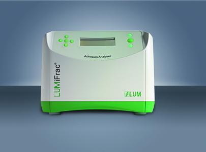 Award-winning Adhesion Analyser LUMiFrac®.