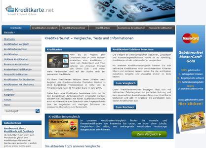 Kreditkarte.net informiert