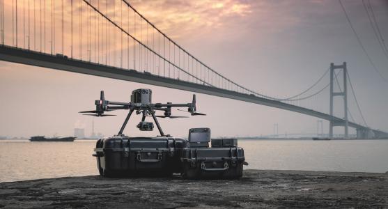 DJI-Neuheiten für kommerzielle Drohnenanwendungen bei Solectric