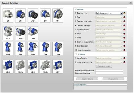 WITTENSTEIN alpha GmbH: Redesigned Info & CAD Finder now available