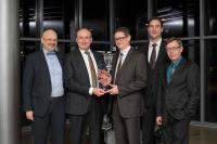 "Gienanth: ""BEST SUPPLIER 2017"" bei MTU & Rolls Royce Power Systems AG"