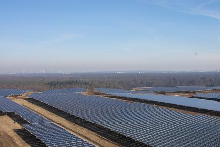 Canadian Solar liefert Solarmodule für Hessens größten Solarpark