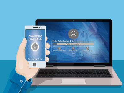 Sichere Anmeldung an BitLocker und Windows mit dem Smartphone