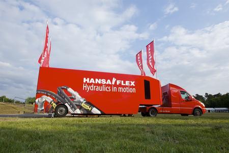 Eventmobil HANSA-FLEX AG