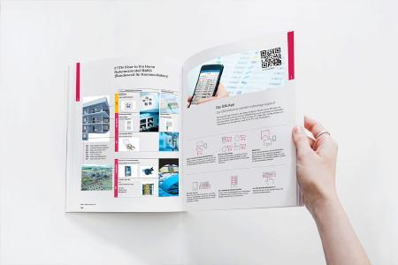 Mehrsprachige Katalogproduktion