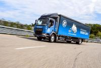 E-Truck-Prototyp (Quelle: ZF Friedrichshafen AG)