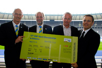 Ticket Online ist Ticketing-Partner der IAAF Leichtathletik WM berlin 2009TM