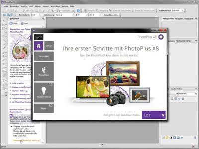 Noch einfacher tolle Fotos machen: Serif PhotoPlus X8