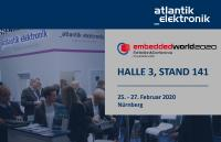5G Haus Atlantik Elektronik @Embedded World 2020