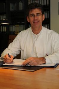Prof. Dr. med. Heinz Völler / Foto: Klinik am See