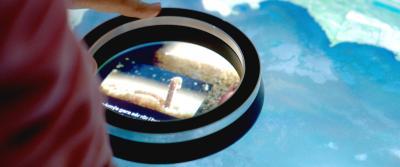 Interactive Scape ist Digital-Pionier mit seiner interaktiven Objekterkennung