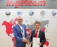 Ingeteam Power Technology awarded for their 'Largest Project' in U.A.E.