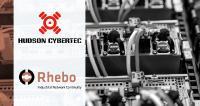 Hudson Cybertec und Rhebo sind Partner