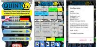 Screenshots of terminal box design App