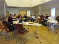 Während des GfSE Workshops werden Projekte bearbeitet, die die Methoden des Systems Engineering voranbringen sollen / Bildquelle: GfSE e. V.