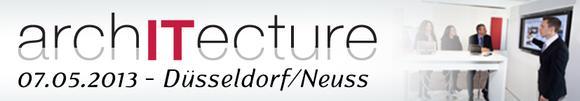 Ingram Micro lädt zur 9. archITecture nach Neuss