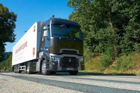 renault trucks t ist lkw des jahres in spanien volvo group trucks central europe gmbh. Black Bedroom Furniture Sets. Home Design Ideas