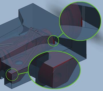 Optimierte Funktion: umwandeln in geschlossenes Rohteil