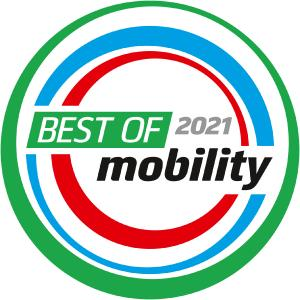 BEST OF mobility Logo