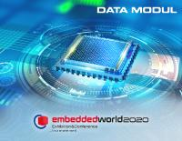 DATA MODUL auf der embedded world 2020
