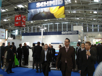 Schmid Technology Systems sells two module lines at the Intersolar 2009 (27-29 May) in Munich and presents innovative, new developments in module assembly technology