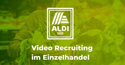 projekt0708 optimizes recruitment processes at ALDI SÜD