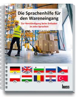 Die Sprachenhilfe für den Wareneingang Titelbild