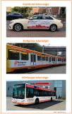 Transportmittelwerbung von Regio-Jobanzeiger