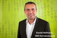 """""""Mit der neuen Funktion Malicious Document Decryption reagieren wir schnell auf das systematische Vorgehen der Cyberkriminellen. Die Funktionen von Malicious Document Decryption sind bisher noch einzigartig auf dem Markt"""", so Daniel Hofmann, CEO von Hornetsecurity."""