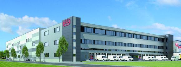 Wilhelm Fricke GmbH erweitert Logistikhalle in Heeslingen