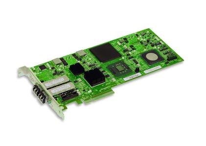 QLogic 8000 FCoE Converged Network Adapter