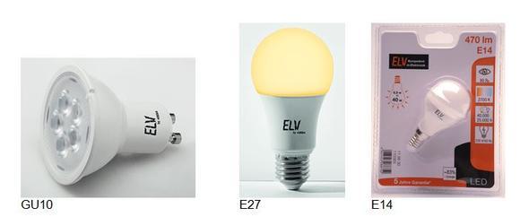 ELV lichtet den LED-Dschungel