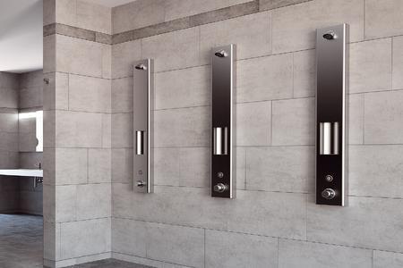 Mehr Hygiene und Duschkomfort mit CONTEC 3 in Edelstahl / Bilder: CONTI CONTEC 3