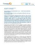 [PDF] Pressemitteilung: The smarter E Europe Restart 2021 - Startschuss für die Energiewende