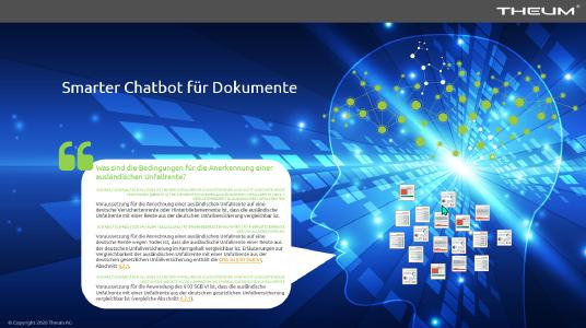 Chatbot für Dokumente