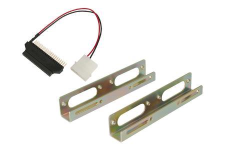 Digitus DA-70430: Einbau-Kit für 2,5 Zoll SSD-/ oder HDD-Festplatten
