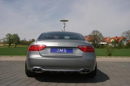Heck Audi A5 Coupe