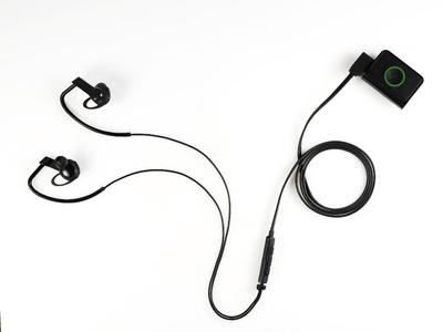HEART RATE EARPHONES 1
