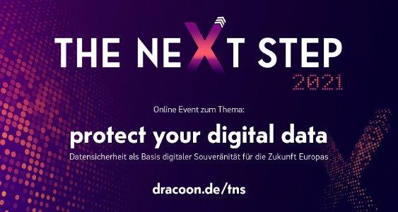 DRACOON geht mit Online-Event THE NEXT STEP in die 2. Runde
