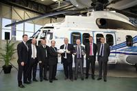 Omni Helicopter International (OHI) receives first Eurocopter EC225 and places order for six additional aircraft of this type